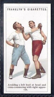 Franklyn Davey-Boxing-#20- Avioding A Left Lead At Head