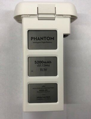Dji Phantom 2 , Vision And Vision Plus - Genuine Dji Battery - Used Twice