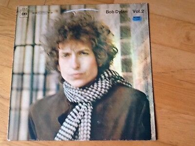 Bob Dylan ++ Vinyl ++ Blonde On Blonde Vol. 2 ++ First Dutch Pressing , 1967