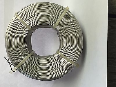 3.5 Lb Coil 18 Gauge Stainless Steel Tie Wire Type 304
