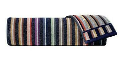 Missoni Home Towels - 1 hand towel + 1 bath towel TESEO 100 - multicolor stripes