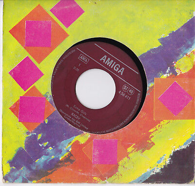 Racey - Lay your Love on Me , Some Girls - 7 Inch Schallplatte