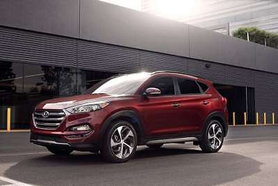 2016 Hyundai Tucson Sport 2016 Hyundai Tucson Sport hi-end with eco driving option, great mpg