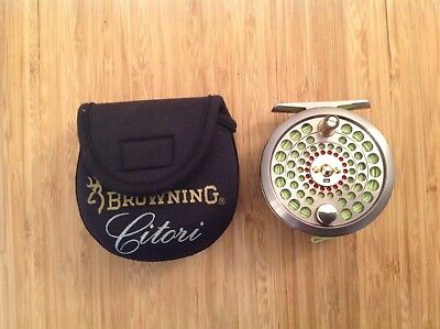 Edle Fliegenrolle Browning Citori #5/6!!