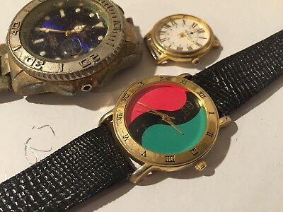 VINTAGE  WATCH LOT- Of 3 not working