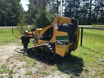 Vermeer SC30 TX Stump Grinder