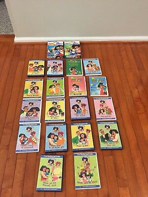 The Big Comfy Couch DVD Lot Loonette & Molly 22 DVDs