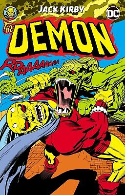 The DEMON by JACK KIRBY TPB Collects #1-16 DC Comics 384 PAGES! TP