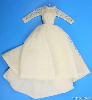 Ideal Tammy Doll Wedding Dress Excellent ~ Vintage 1960's *