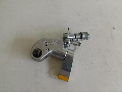 """Torcup Tu-2   3/4""""  Drive Hydraulic Torque Wrench  1,200 Ft/lbs Max Output"""