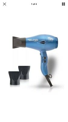 Parlux Advance Light Ionic & Ceramic Hair Dryer - Blue Matt - Limited Edition
