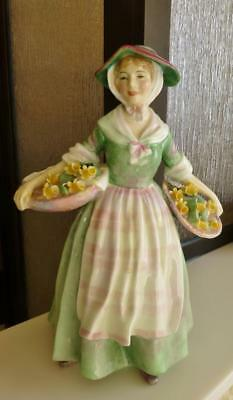 Royal Doulton DAFFY DOWN DILLY HN1712 Rd 803647 Bone China Figurine