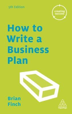 How to Write a Business Plan by Brian Finch 9780749475697 (Paperback, 2016)