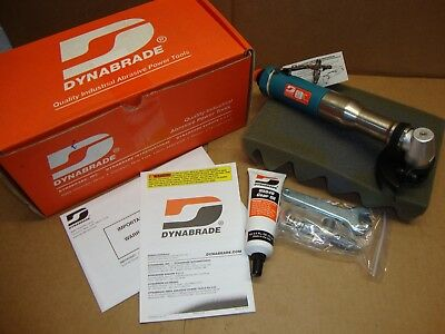 """NEW Dynabrade 54732 3"""" Extended Right Angle Type-1 Cut-Off Tool .7HP 18,000-RPM"""