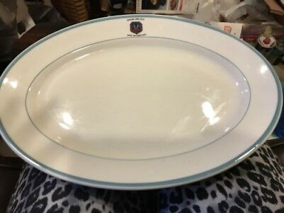 Shaw Air Force Base Officers Open Mess Platter / Plate Jackson China