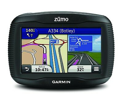 OFFER: Garmin Zumo 390LM Motorbike GPS Sat Nav FREE Lifetime UK Europe Maps NEW