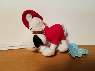 Plush Horse (Dudley Do-Right) Rocky and Bullwinkle and Friends 1999 CVS