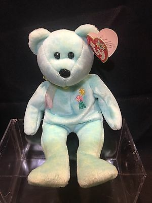"Beanie Babies   Memorial  ""ARIEL""       NEW     (Elizabeth Glaser Foundation)"