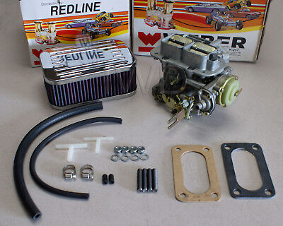 Opel GT Kadett Manta 67 to 73 1.9 Peformance Weber 38/38 DGES conversion kit