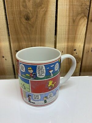 1(ONE) Peanuts Coffee Cup Snoopy's Golf Tee Time New Charlie Brown Free Shipping