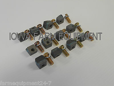 12 Worksaver SG26 & SG36 Stump Grinder Carbide Tipped Replacement Teeth
