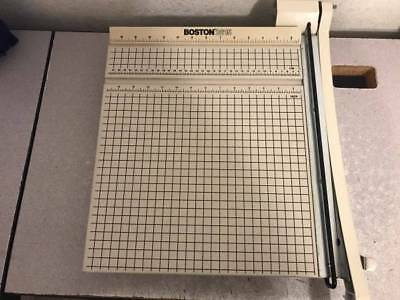 Boston 2615 Paper Cutter Trimmer - Local Pickup Only