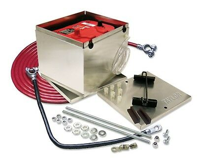 Taylor Cable 48203 Aluminum Battery Box