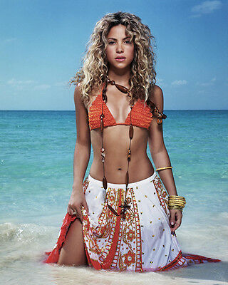 Shakira  8x10 Hollywood Celebrity Photo 8 x 10 Color Picture 1767