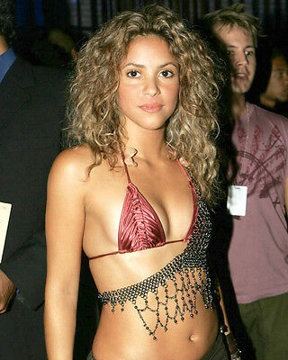 Shakira  8x10 Hollywood Celebrity Photo 8 x 10 Color Picture 1765