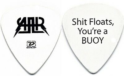 All American Rejects Mike Kennerty 2006 Sh*t Floats You're a BUOY Guitar Pick