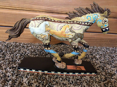 "Horse Of A Different Color - ""Run"" Figurine -Item No. 20374- Artist David Nguyen"