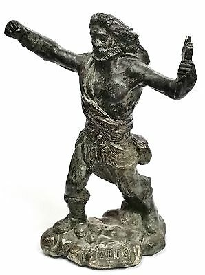 Statues and Sculptures - Zeus Statue - King of the Gods - Greek Mythology New