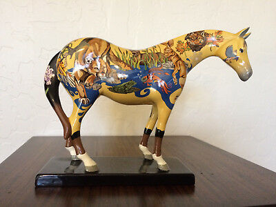 The Trail of Painted Ponies Figurine - 3E / 8632- Artist:  Mitzie Bower