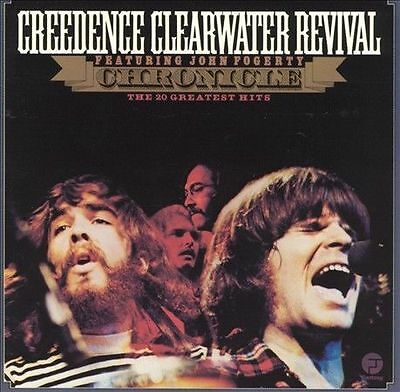 Creedence Clearwater Revival - Chronicle CD NEW & SEALED (20 Greatest Hits)