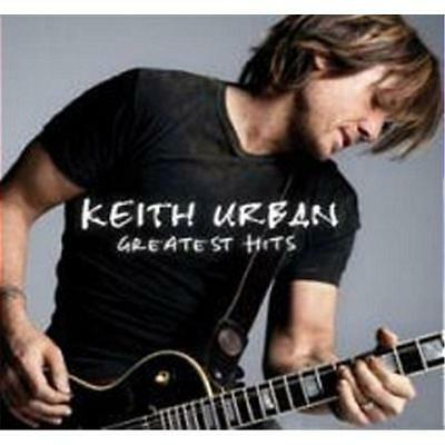 Keith Urban Greatest Hits 18 Kids CD NEW
