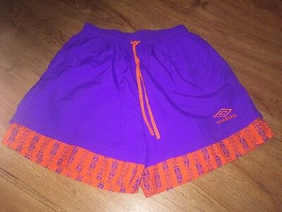 Vintage Umbro Men's Women's Soccer Shorts Made In The Usa  Medium ~ Very Nice