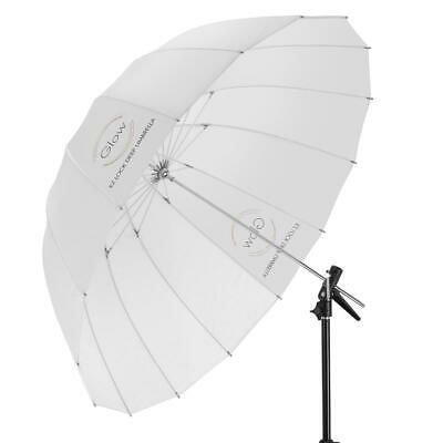 "Glow Easy Lock Medium Deep Translucent Fiberglass Umbrella (41"") #GL-EL-41T"