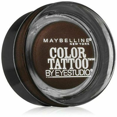 Maybelline Color Tattoo Leather Effect Gel-Cream Eyeshadow - Chocolate Suede 96