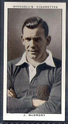 Mitchell-A Gallery Of 1935-#31- Football - Celtic - Mcgrory