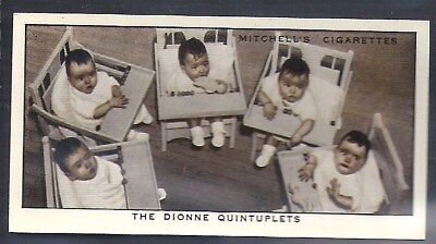 Mitchell-A Gallery Of 1935-#47- Dionne Quintuplets
