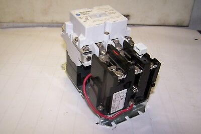 Westinghouse Motor Control Starter Size 1 10 Hp 27 Amp 120 Volt Coil A200M1Cw