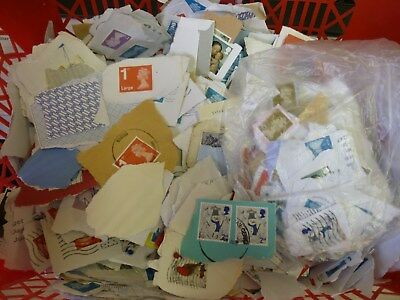 World Collection of Stamps Job Lot