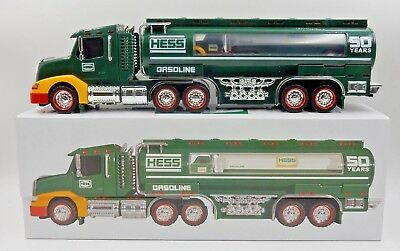 New ~ 2014 Hess Collectors Limited Edition Toy Truck W/ Second Truck Inside!