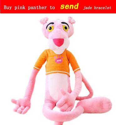 "Animation Pink Panther Stuffed Animal Plush Baby Toy Kid Doll Gift 20""Tall Gift"
