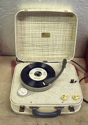 PYE Golden Guinea (Valve) Record Player (Working Order)