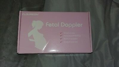 Fetal doppler for detecting babies heartbeat, used but in good condition