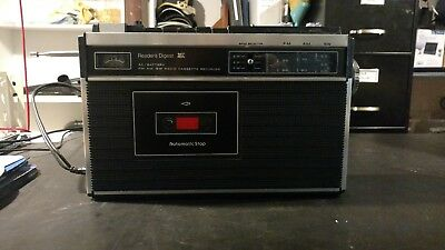 Reader's Digest model RD-30 shortwave receiver