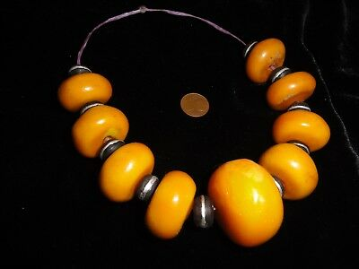 Lot de perles ethniques Touareg African Trade Beads