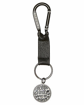 New Rip Curl Key Chain Stainless Steel Pu Gifts Black