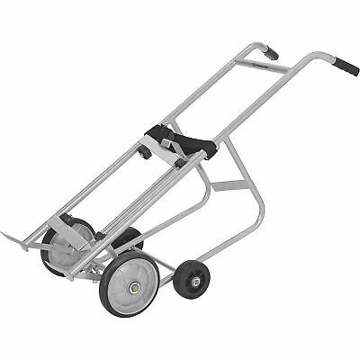 Strongway Drum Truck - 55-Gallon, 1000-Lb. Capacity